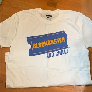 Blockbuster T shirt!